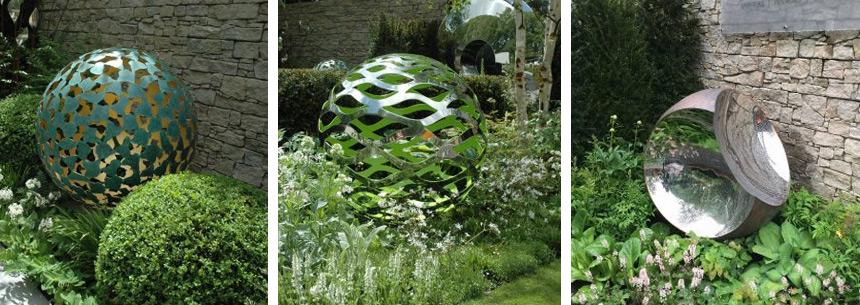 Bringing sculpture into the garden | Landscape Design Sydney