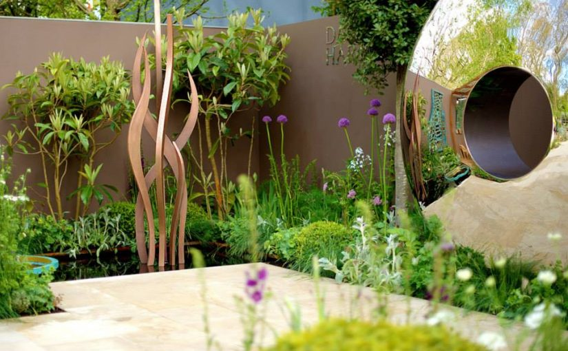 Bringing sculpture in the garden | Landscape Design Sydney