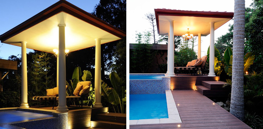 Garden Design for Evening Enjoyment | Sydney