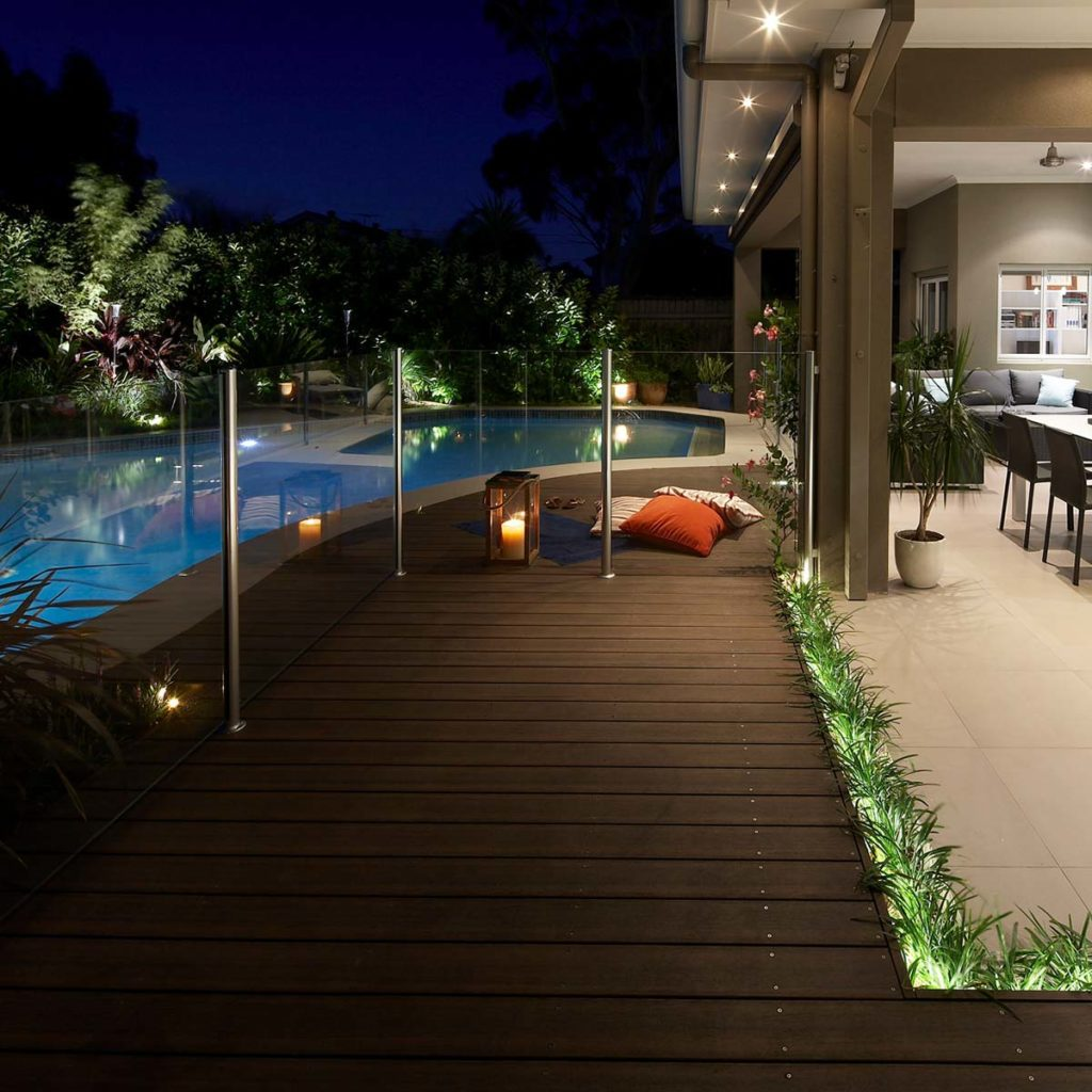The Entertainer Garden Design