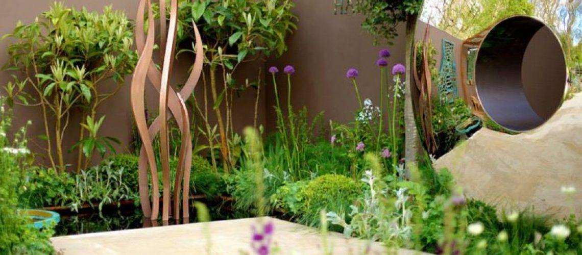Bringing sculpture in the garden | Landscape Design Sydney